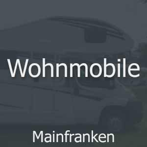 Wohnmobile in Mainfranken